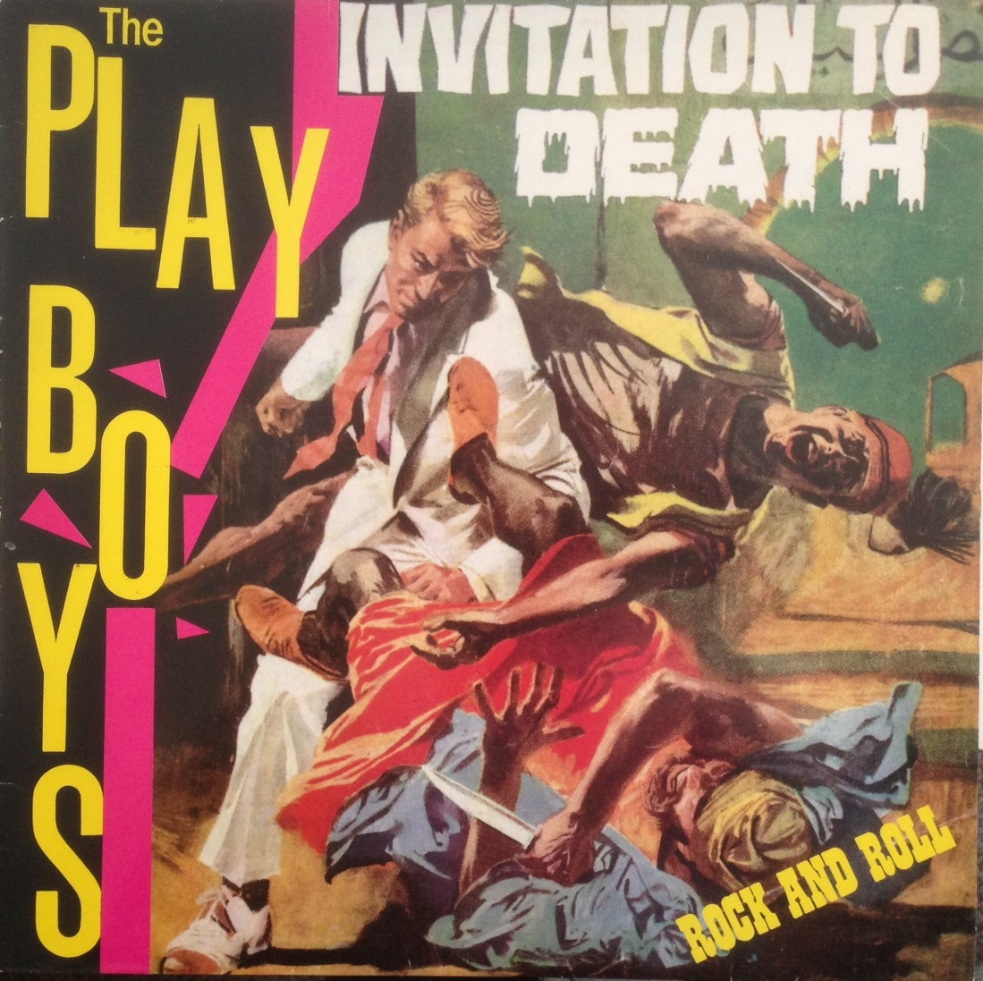 PLAYBOYS / INVITATION TO DEATH