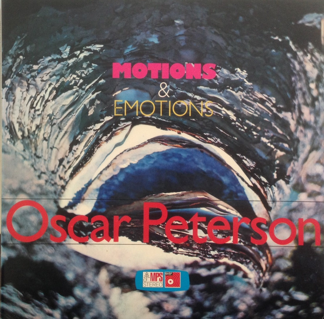 OSCAR PETERSON / MOTIONS AND EMOTIONS