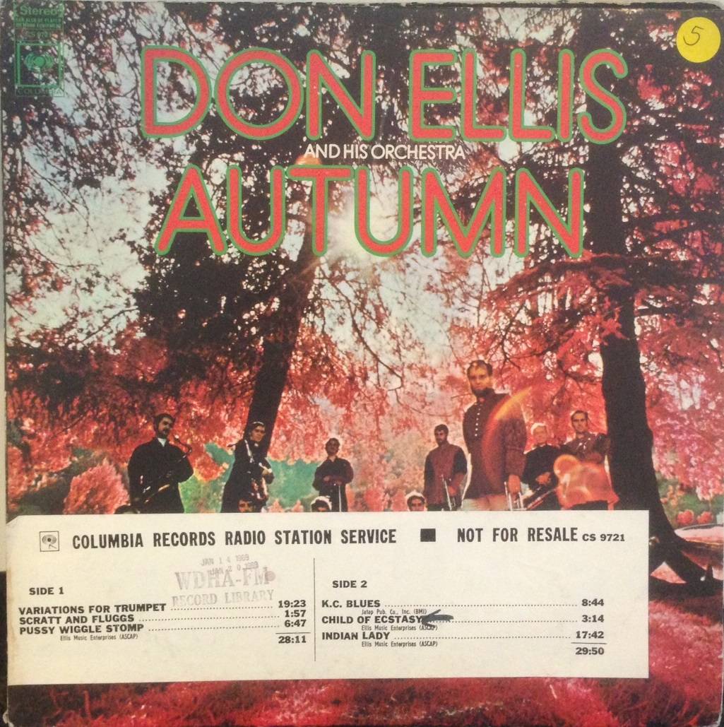 DON ELLIS AND HIS ORCHESTRA / AUTUMN