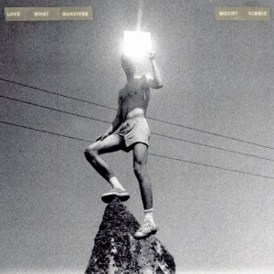 MOUNT KIMBIE / LOVE WHAT SURVIVES