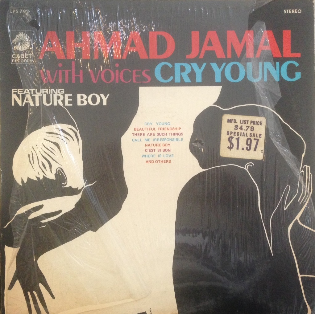 AHMAD JAMAL WITH VOICES / CRY YOUNG