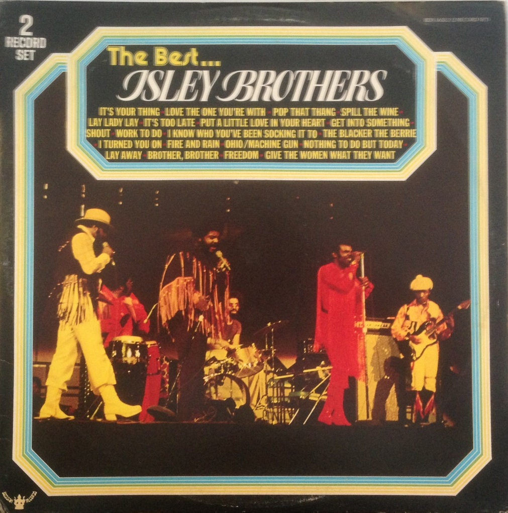 ISLEY BROTHERS / BEST…ISLEY BROTHERS