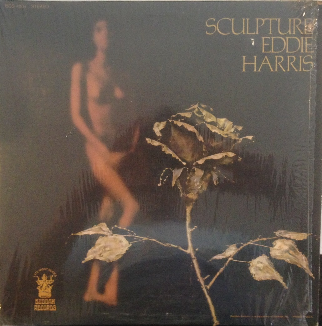 EDDIE HARRIS / SCULPTURE