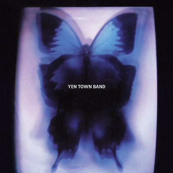YEN TOWN BAND / SWALLOWTAIL BUTTERFLY〜あいのうた〜7iINCH ANALOG RECORD SINGLE