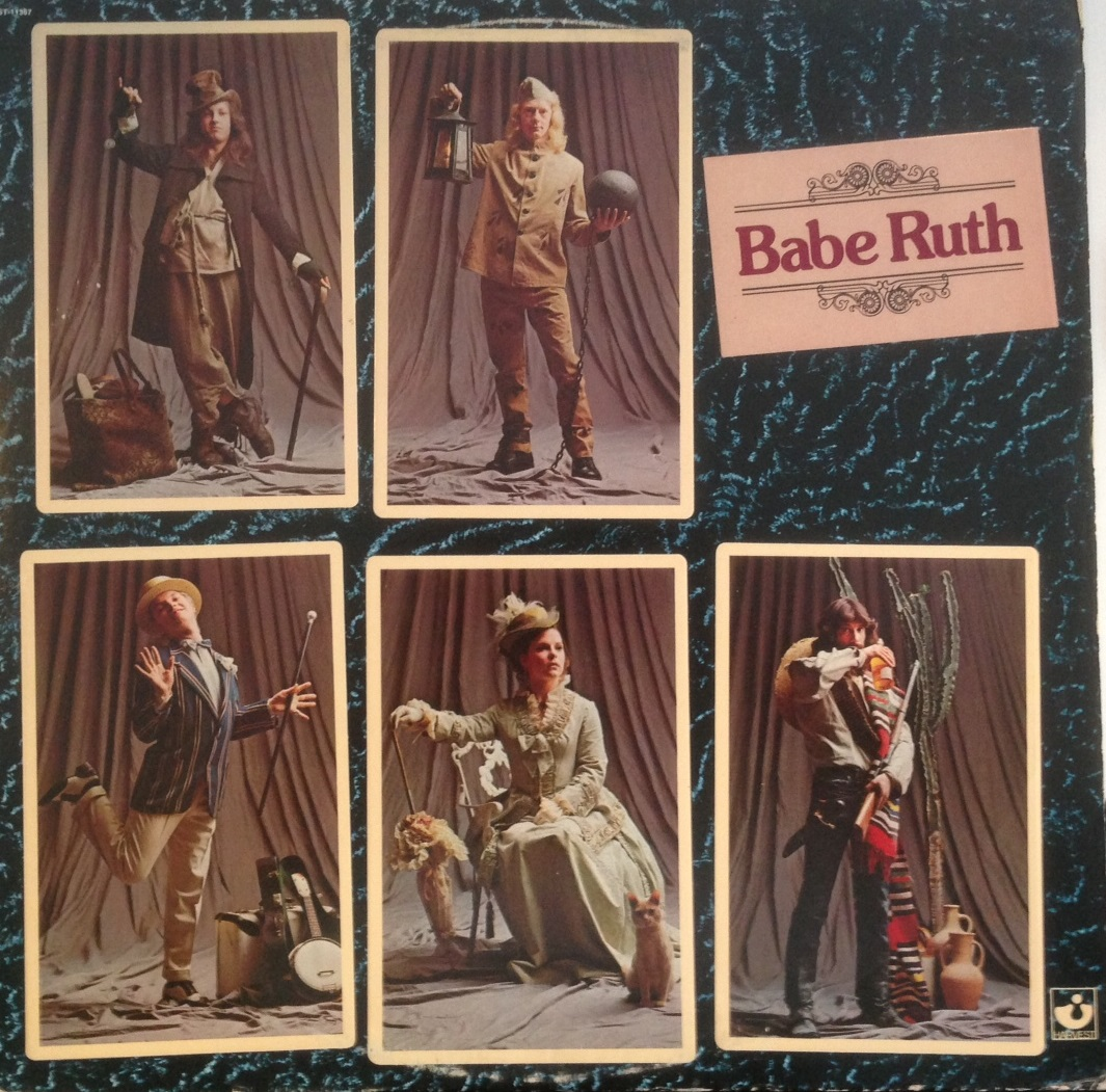 BABE RUTH / SAME
