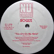 ROQUI / YOU ARE ON MY MIND