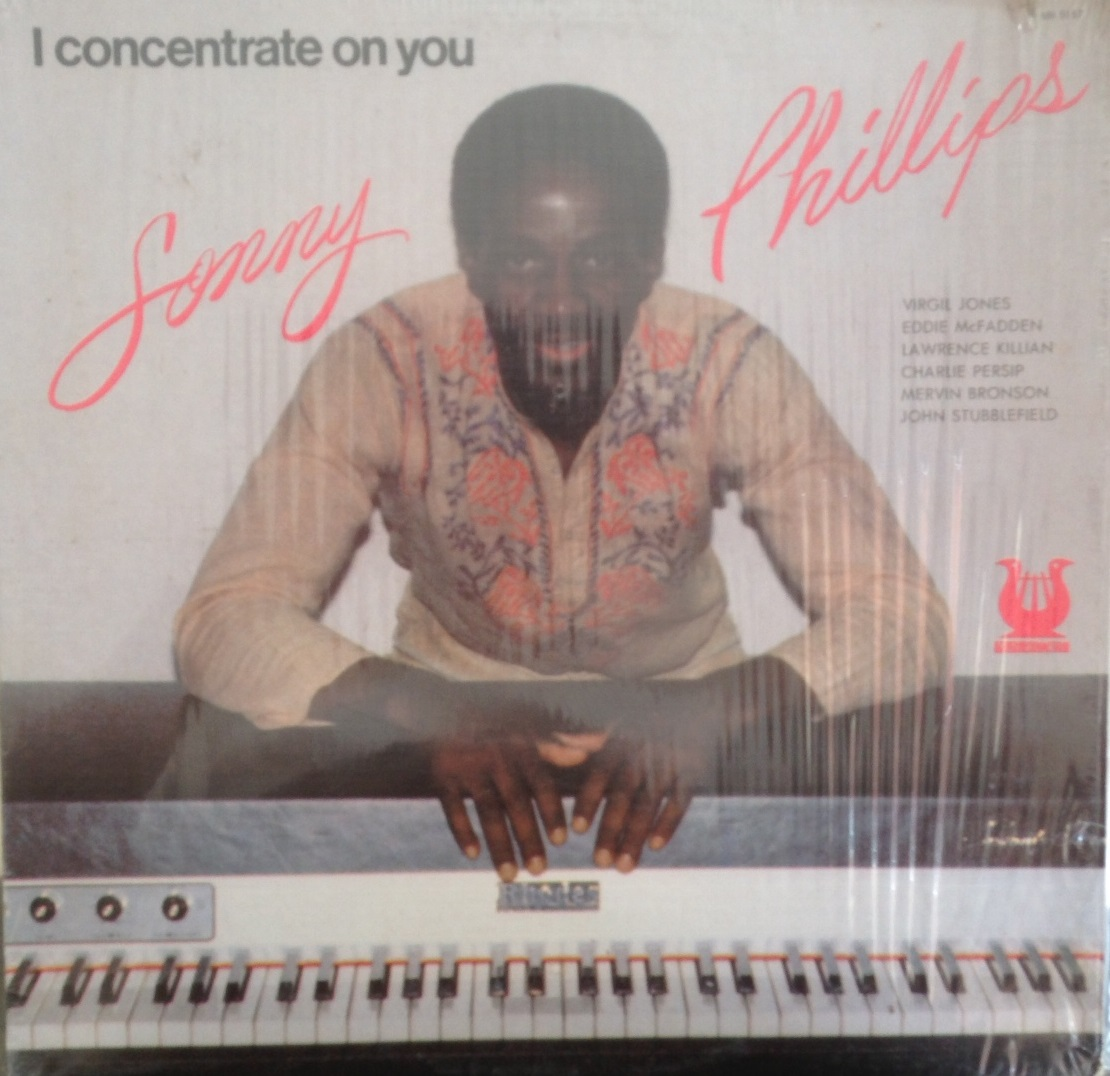SONNY PHILLIPS / I CONCENTRATE YOU