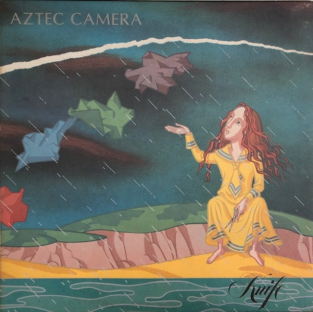 AZTEC CAMERA / KNIFE