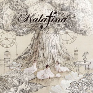 KALAFINA / FAR ON THE WATER