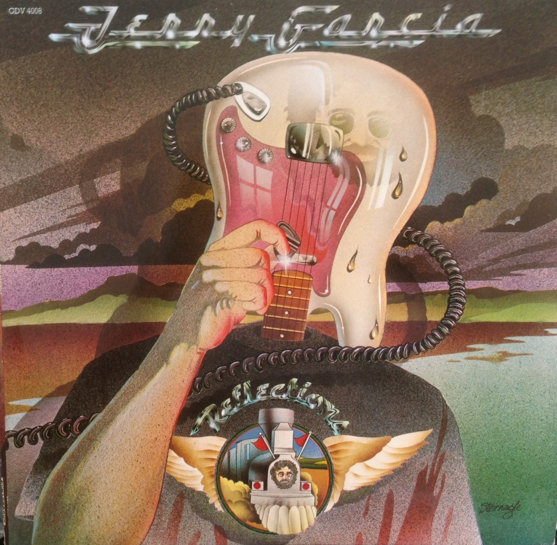 JERRY GARCIA / REFLECTIONS