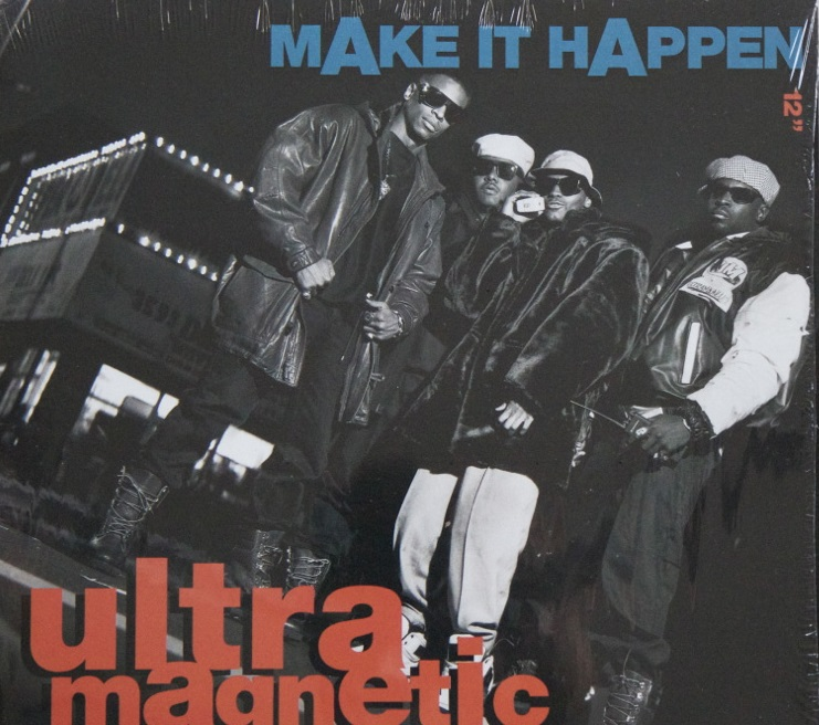 ULTRAMAGNETIC MC'S / NAKE IT HAPPEN