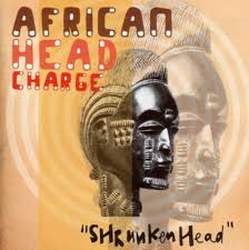 AFRICAN HEAD CHARGE / SHRUNKEN HEAD