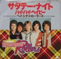 BAY CITY ROLLERS / SATURDAY NIGHT