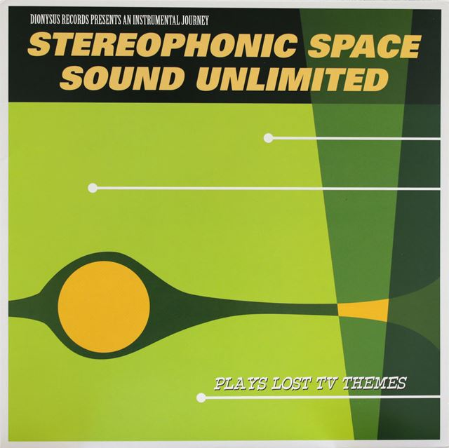 STEREOPHONIC SPACE SOUND UNLIMITED / PLAYS LOST TV THEME