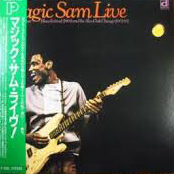 MAGIC SAM / MAGIC SAM LIVE