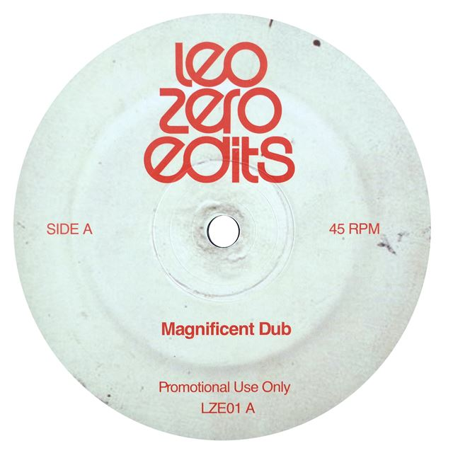 LEO ZERO ‎/ MAGNIFICENT DUB / MUSIC