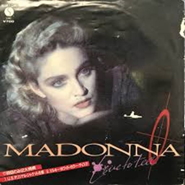 MADONNA / LIVE TO TELL