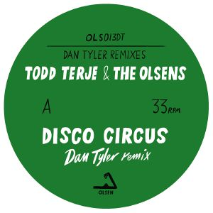 TODD TERJE & THE OLSENS / DAN TYLER REMIXES