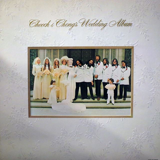 CHEECH & CHONG ‎/ CHEECH & CHONG'S WEDDING ALBUM