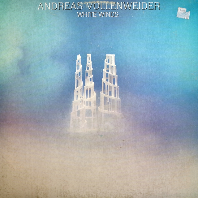 ANDREAS VOLLENWEIDER ‎/ WHITE WINDS