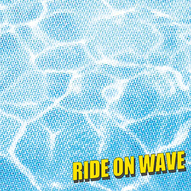 YOGEE NEW WAVES / RIDE ON WAVE E.P.