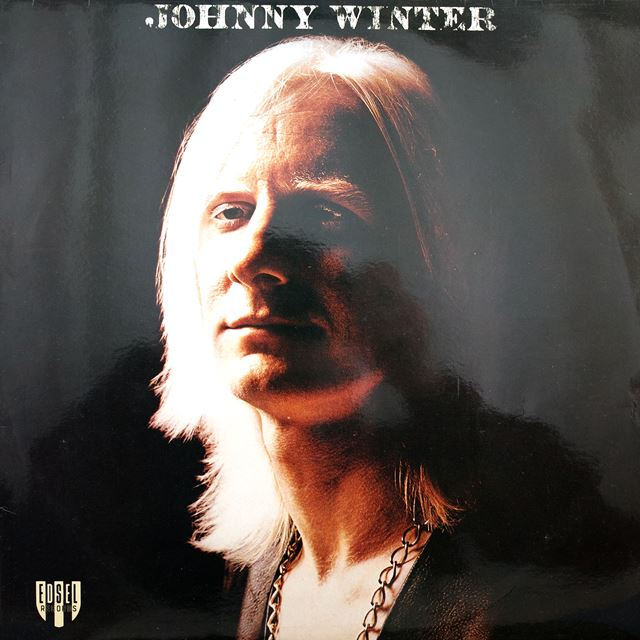 JOHNNY WINTER ‎/ SAME