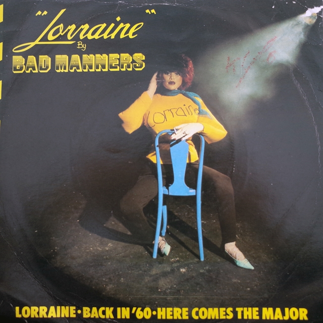 MAD MANNERS / LORRAINE