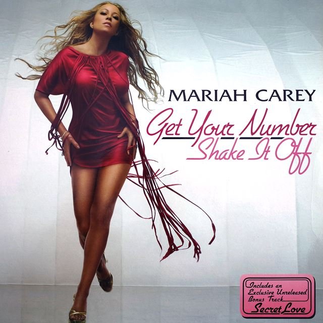 MARIAH CAREY ‎/ GET YOUR NUMBER / SHAKE IT OFF