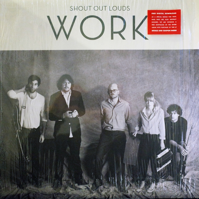 SHOUT OUT LOUDS ‎/ WORK