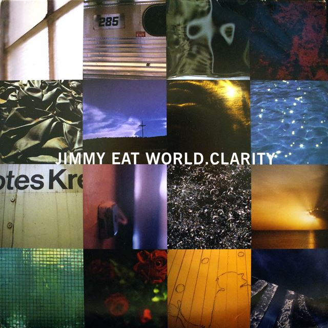 JIMMY EAT WORLD ‎/ CLARITY