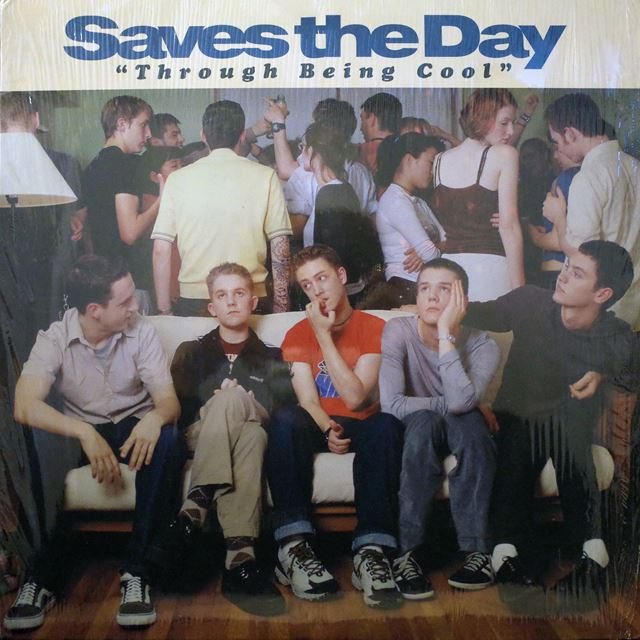 SAVES THE DAY ‎/ THROUGH BEING COOL
