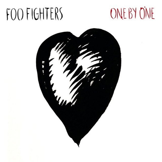 FOO FIGHTERS / ONE BY ONE