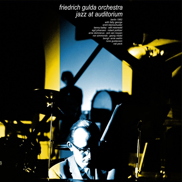 FRIEDRICH GULDA ORCHESTRA / JAZZ AT AUDITORIUM