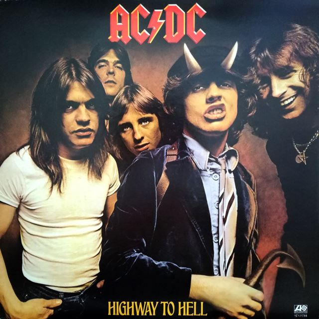 AC/DC ‎/ HIGHWAY TO HELL