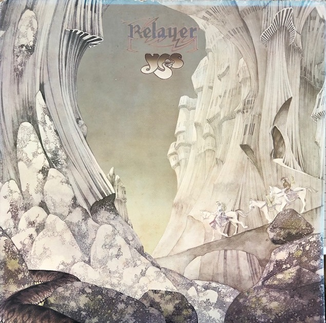 YES ‎/ RELAYER