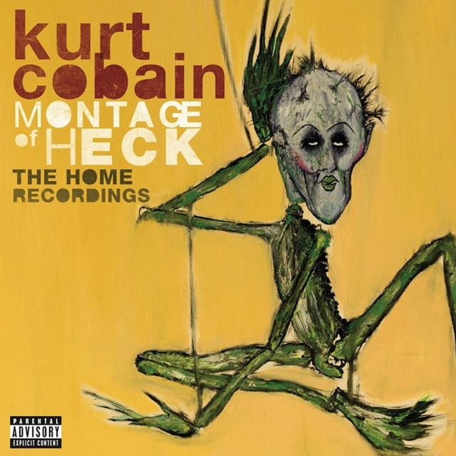 KURT COBAIN / MONTAGE OF HECK THE HOME RECORDING
