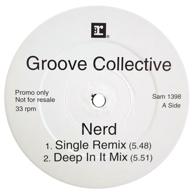 GROOVE COLLECTIVE ‎/ NERD