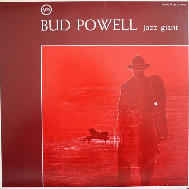BUD POWELL ‎/ JAZZ GIANT