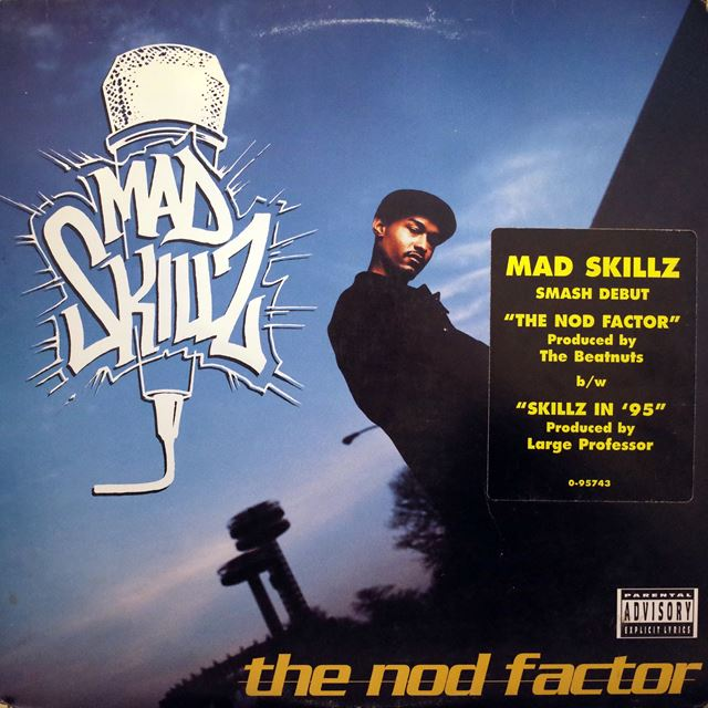 MAD SKILLZ ‎/ NOD FACTOR