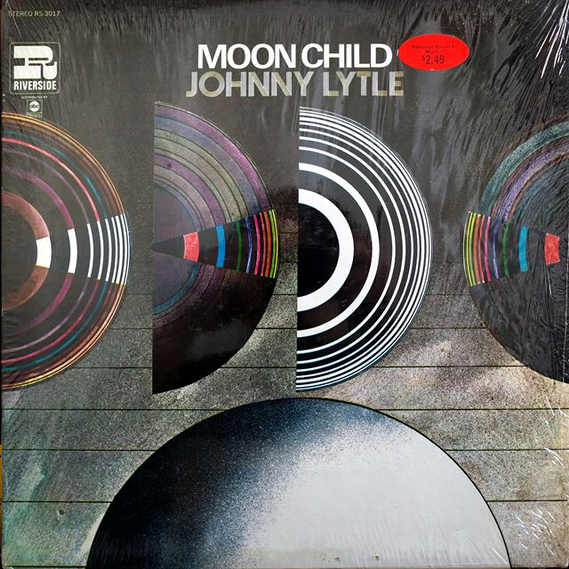 JOHNNY LYTLE ‎/ MOON CHILD