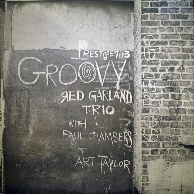 RED GARLAND TRIO ‎/ GROOVY