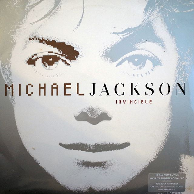 MICHAEL JACKSON ‎/ INVINCIBLE