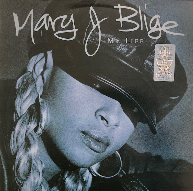 MARY J. BLIGE ‎/ MY LIFE