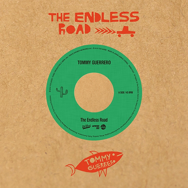 TOMMY GUERRERO / ENDLESS ROAD / SIDEWALK SOUL