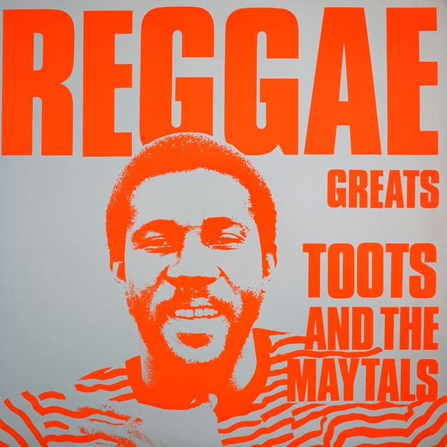 TOOTS & THE MAYTALS ‎/ REGGAE GREATS