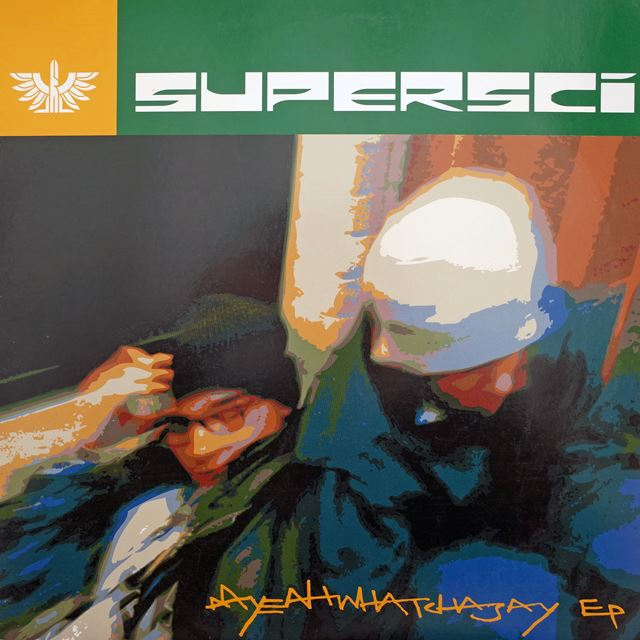 SUPERSCI / AAYEAHWHATCHASAY EP