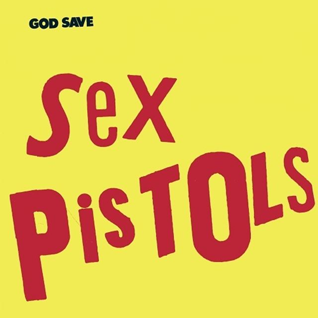 SEX PISTOLS / GOD SAVE SEX PISTOLS
