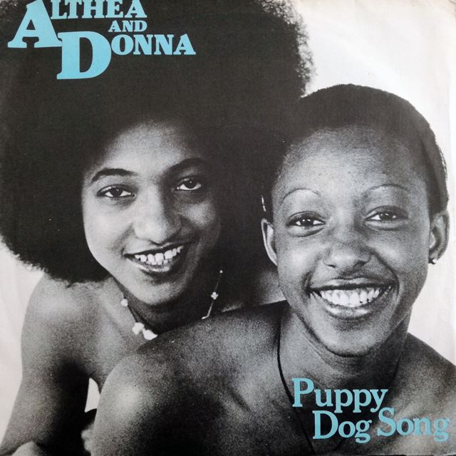 ALTHEA & DONNA ‎/ PUPPY DOG SONG