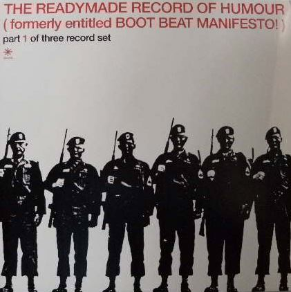 VARIOUS / THE READYMADE RECORD OF HUMOUR PART 1