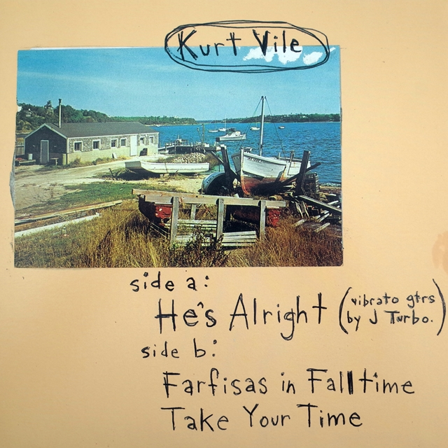 KURT VILE ‎/ HE'S ALRIGHT